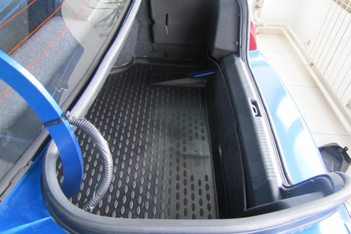 Как сделать коврик в багажнике